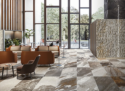 NEW: innovative ceramic floor, wall and decorative tiles